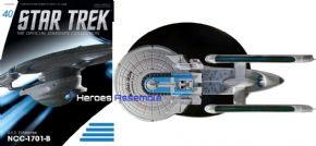 Star Trek Official Starships Collection #040 USS Enterprise NCC-1701-B Eaglemoss
